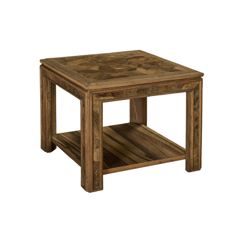 Taracea USA - Gabrielli Side Table - 15 GAB 070