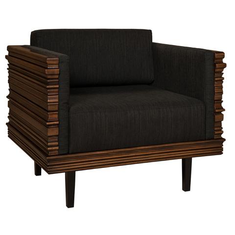 Taracea USA - Baroq Lounge Chair - 30 BAR 000