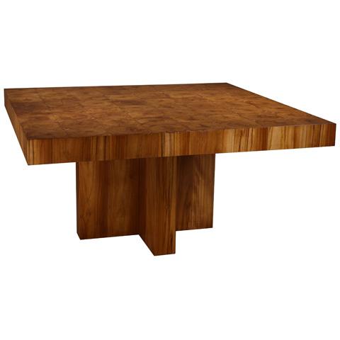 Taracea USA - Kokite Square Dining Table - 89 KOE 084