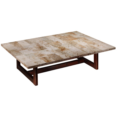Taracea USA - Moderno Coffee Table - 14 MOD 122