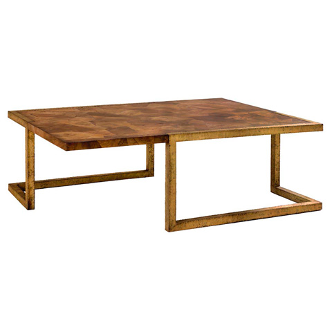 Taracea USA - Itto Coffee Table - 91 ITT 065
