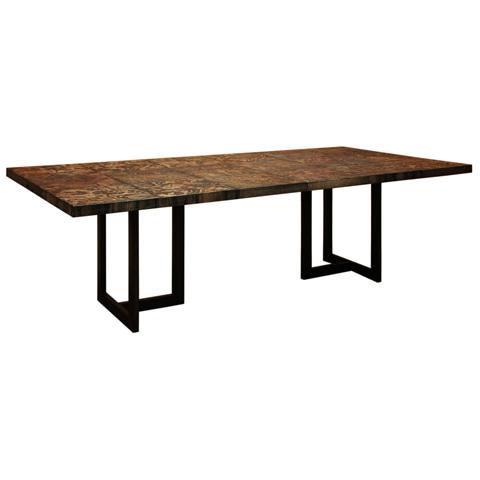 Taracea USA - Aplique Dining Table - 89 APL 000