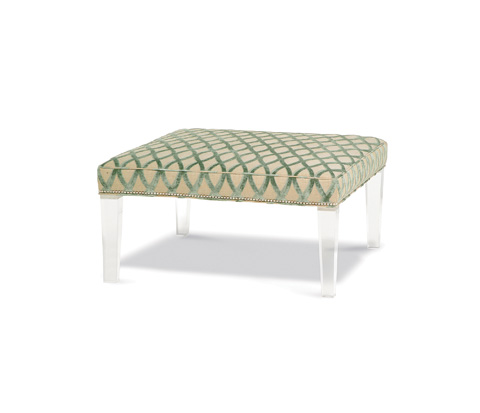 Taylor King Fine Furniture - Sandestin Ottoman - 2313-00