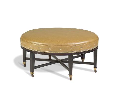 Taylor King Fine Furniture - Nigel Ottoman - 337-00