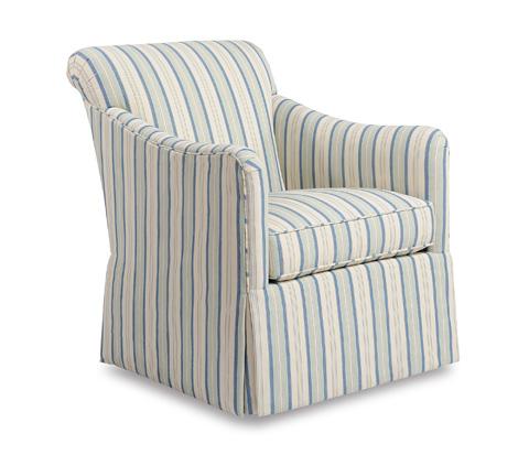 Taylor King Fine Furniture - Calhoun Swivel Chair - 4614-01S