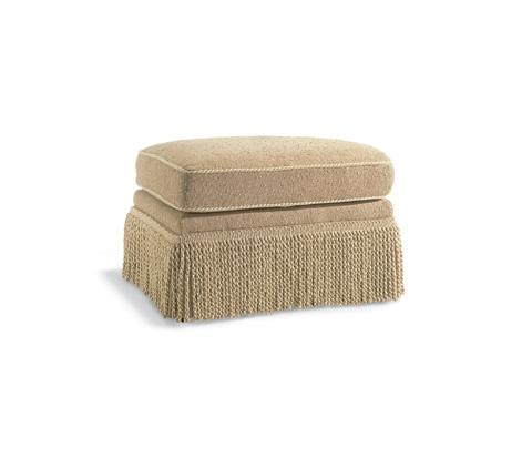Taylor King Fine Furniture - Cynthia Ottoman - 842-00