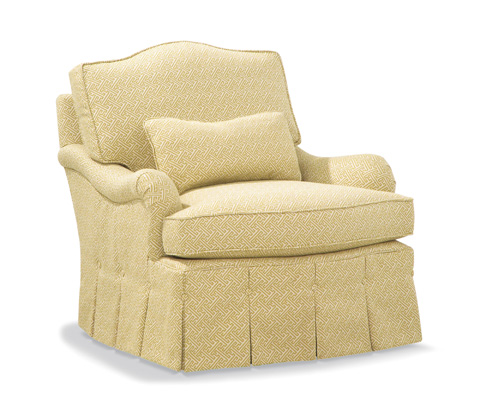 Taylor King Fine Furniture - Evette Chair - 990-01