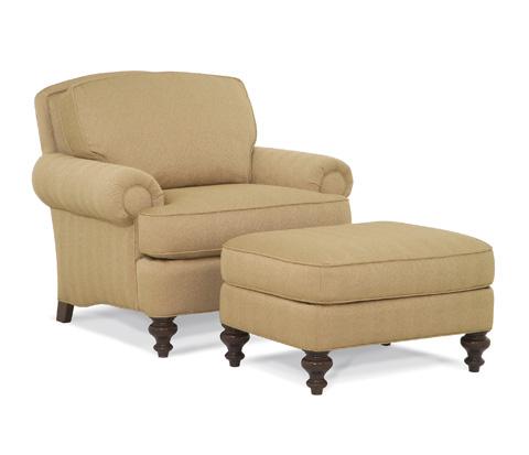 Taylor King Fine Furniture - Skyy Chair - K1801