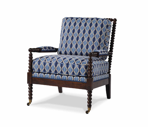 Taylor King Fine Furniture - Lockhaven Chair - K3201
