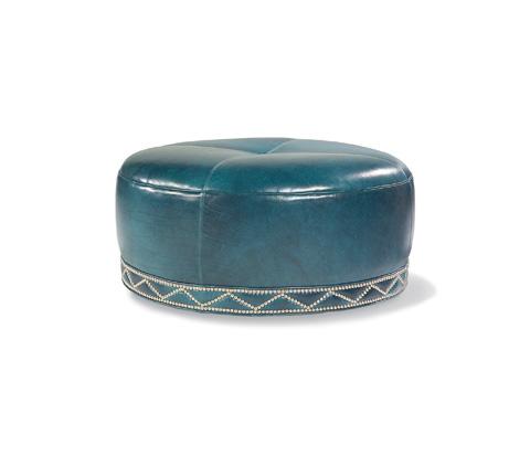 Taylor King Fine Furniture - Uptown Ottoman - L68-00