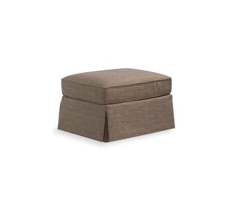 Taylor King Fine Furniture - Indio Ottoman - 244-00
