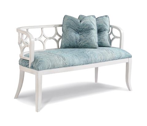 Taylor King Fine Furniture - Marchesa Settee - 3612-02