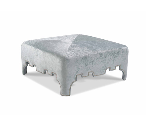 Taylor King Fine Furniture - Josefina Ottoman - 6814-00