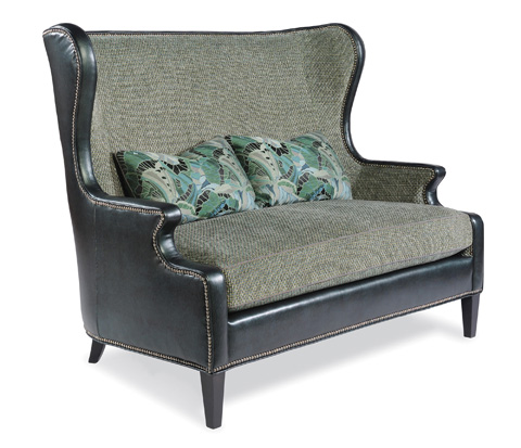 Taylor King Fine Furniture - Voltaire Settee - FL7022-02