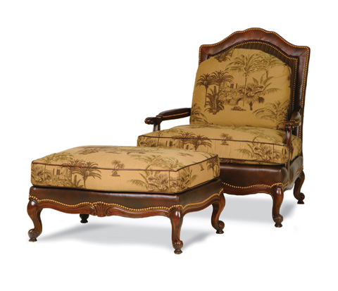 Taylor King Fine Furniture - Chalet Chair - FL75