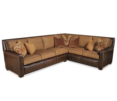 Taylor King Fine Furniture - Salvatore Sectional - FL6813-34/FL6813-31