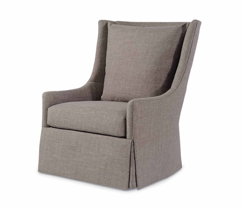 Taylor King Fine Furniture - Marcus Swivel Chair - 4415-01S