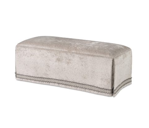 Taylor King Fine Furniture - Witkop Bench - 6015-00
