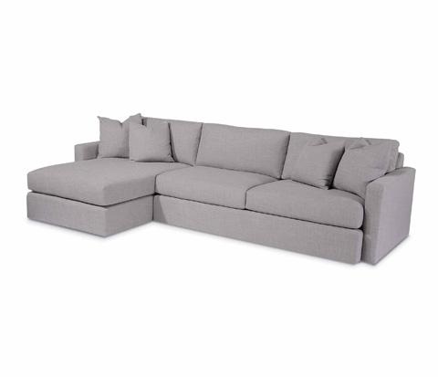 Taylor King Fine Furniture - Jackson Sectional - 1815-32/1815-41