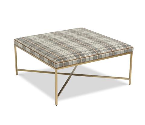 Taylor King Fine Furniture - Daley Ottoman - 7815-00B