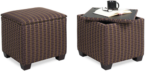 Temple Furniture - Toy Ottoman - 14