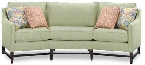 Temple Furniture - Sassy Curved Sofa - 5102-100