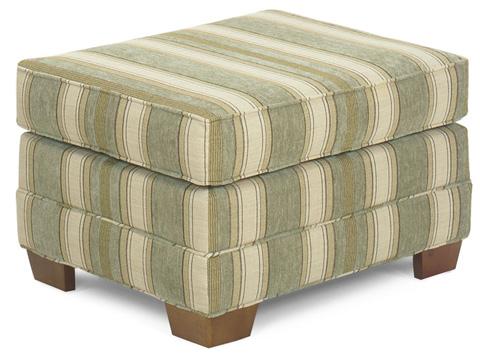 Temple Furniture - Brunswick Ottoman - 5403