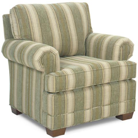 Temple Furniture - Brunswick Chair - 5405