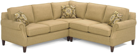 Temple Furniture - Harper Sectional - 5300 SERIES