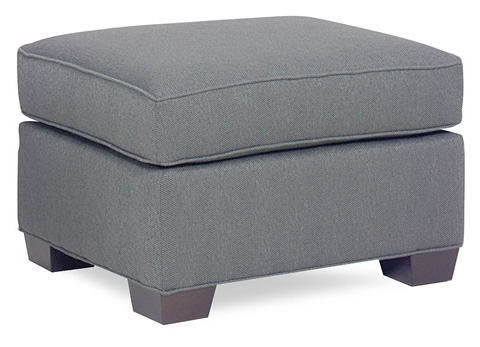 Temple Furniture - Greyson Ottoman - 15713