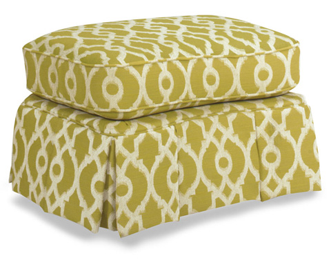 Temple Furniture - Isadora Ottoman - 24243