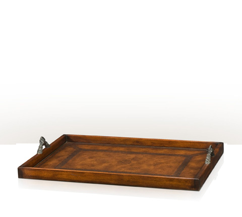 Theodore Alexander - The Victorian Library Tray - 1100-842BD