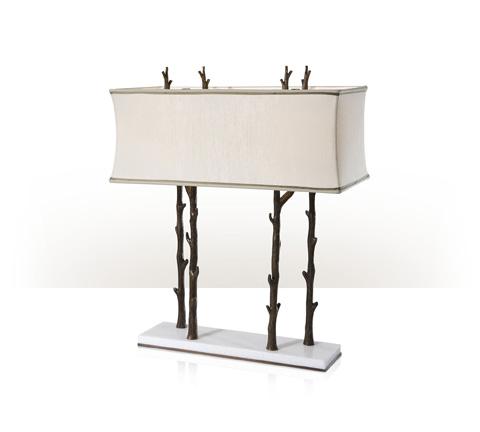 Theodore Alexander - Winter Lamp - 2021-822