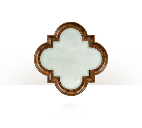 Theodore Alexander - Uppingham Cavetto Mirror - 3105-124