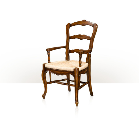 Theodore Alexander - French Farmstead Arm Chair - 4100-909