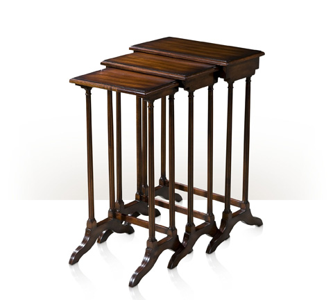Theodore Alexander - A Marriage Of Convenience Nesting Tables - 5000-014