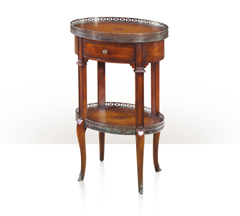 Theodore Alexander - Louis XVI End Table - 5000-028