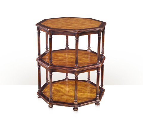 Theodore Alexander - Octagons Of Pine End Table - 5000-518