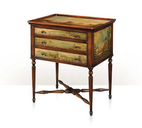 Theodore Alexander - Arcadia End Table - 5002-140