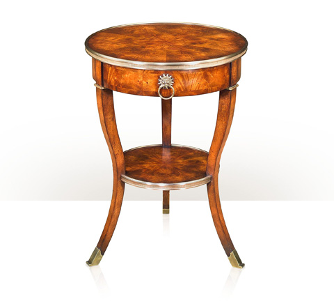 Theodore Alexander - Around In Circles End Table - 5005-355