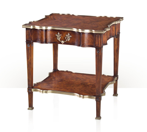 Theodore Alexander - In The Grand Manner End Table - 5005-392