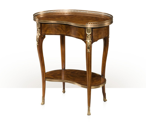 Theodore Alexander - Louis XV'S 1770 End Table - 5005-579