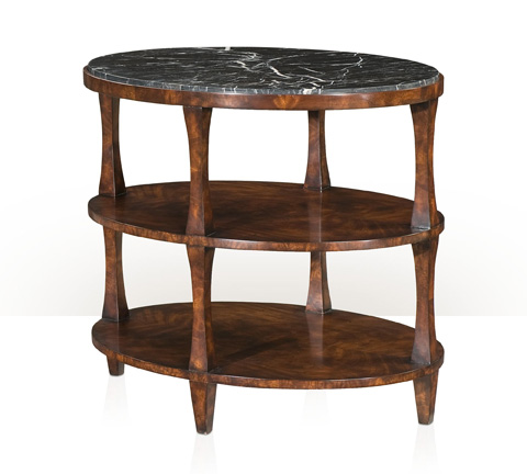 Theodore Alexander - Three Tiers End Table - 5005-677