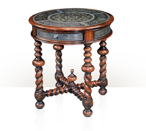 Theodore Alexander - Lisbon Table - 5021-038