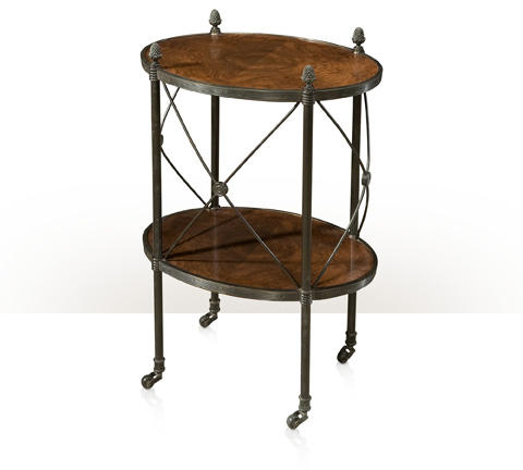 Theodore Alexander - Fascination End Table - 5021-221