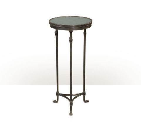 Theodore Alexander - Delicate Paw Foot Accent Table - 5021-243