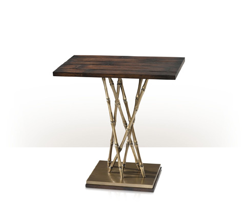 Theodore Alexander - Coastal Overlaps Accent Table - 5021-287