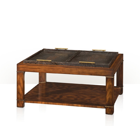 Theodore Alexander - Entertaining Cocktail Table - 5105-249