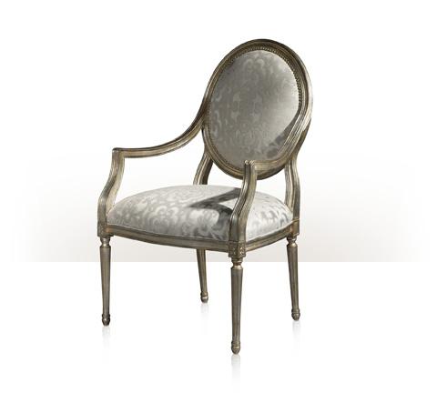 Theodore Alexander - Jil Arm Accent Chair - 5172