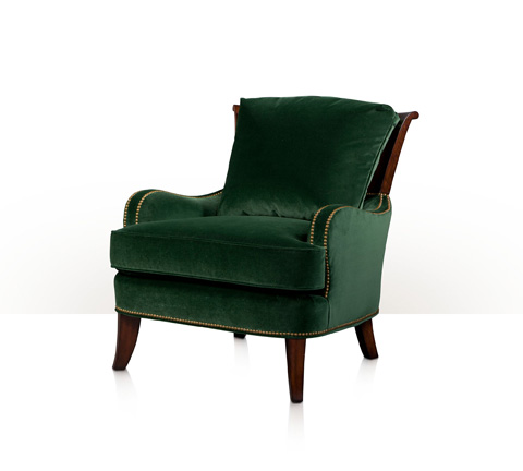 Theodore Alexander - Laria II Club Chair - 5216